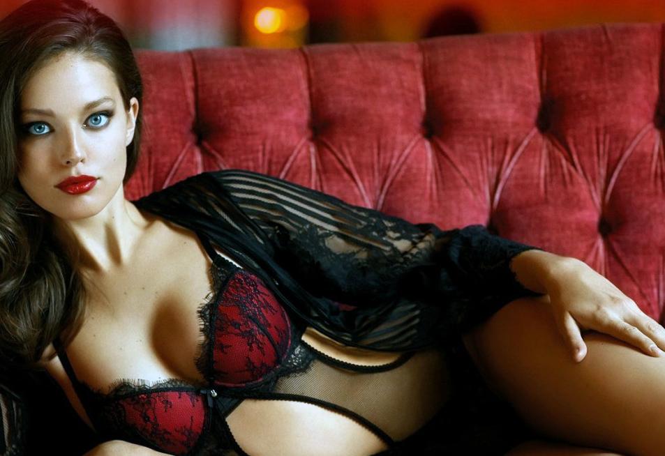 La lingeria sensuale